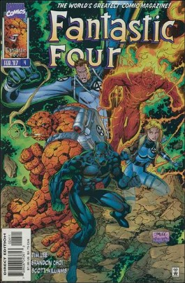 Fantastic Four (2nd Series) #4
