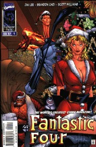 Fantastic Four (2nd Series) 1996 - 1997 #4