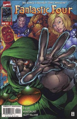 Fantastic Four (2nd Series) #5