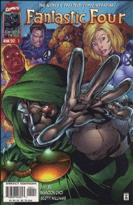 Fantastic Four (2nd Series) 1996 - 1997 #5