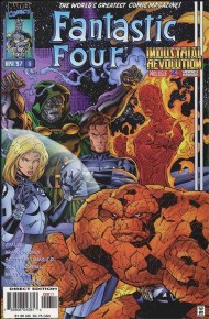 Fantastic Four (2nd Series) 1996 - 1997 #6