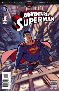 Adventures of Superman (Volume 2) 2013 - 2014 #1
