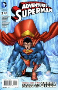Adventures of Superman (Volume 2) 2013 - 2014 #2