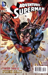 Adventures of Superman (Volume 2) 2013 - 2014 #3