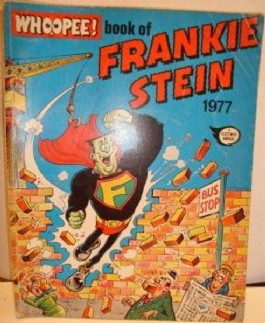 Whoopee! Book of Frankie Stein #1977