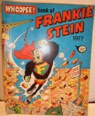 Whoopee! Book of Frankie Stein 1976 - 1977 #1977