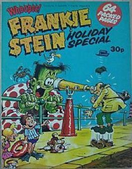Whoopee! Frankie Stein Summer / Holiday Special #1977