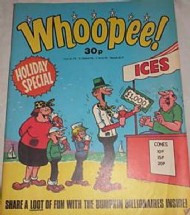 Whoopee! Holiday Special 1974 - 1992 #1977