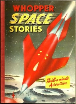 Whopper Space Stories #1955