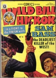 Wild Bill Hickok Comics 1952 - 1954 #4
