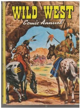 Wild West Comic Annual #1955
