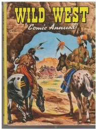 Wild West Comic Annual 1953 - 1960 #1955