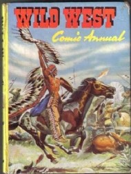 Wild West Comic Annual 1953 - 1960 #1956
