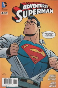 Adventures of Superman (Volume 2) 2013 - 2014 #4