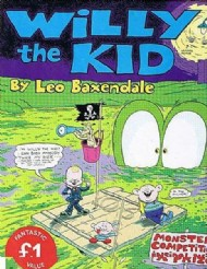 Willy the Kid 1976 #1