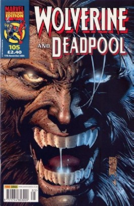 Wolverine and Deadpool (1st Series) #105