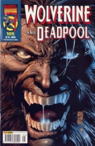 Wolverine and Deadpool (1st Series) 2004 - 2009 #105