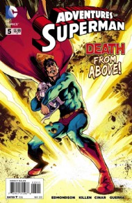 Adventures of Superman (Volume 2) 2013 - 2014 #5