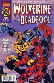 Wolverine and Deadpool (1st Series) 2004 - 2009 #104