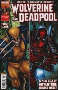 Wolverine and Deadpool (2nd Series) 2010 - 2012 #1