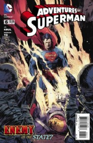 Adventures of Superman (Volume 2) 2013 - 2014 #6