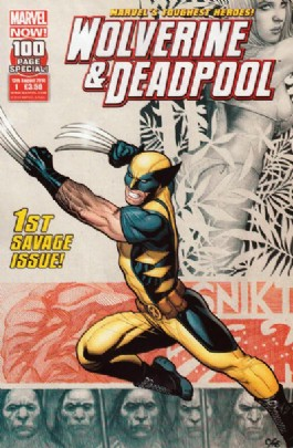 Wolverine and Deadpool (3rd Series) #1