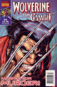 Wolverine and Gambit (1st Series) 2000 - 2004 #56
