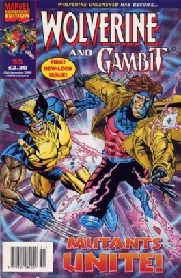 Wolverine and Gambit (1st Series) #55