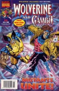 Wolverine and Gambit (1st Series) 2000 - 2004 #55