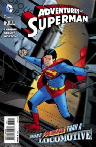 Adventures of Superman (Volume 2) 2013 - 2014 #7