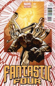 Fantastic Four (4th Series) 2013 - 2014 #1
