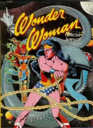 Wonder Woman Annual 1980 - 1982 #1981