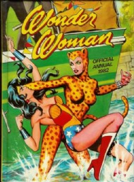 Wonder Woman Annual 1980 - 1982 #1982