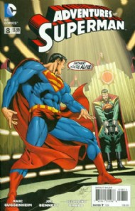 Adventures of Superman (Volume 2) 2013 - 2014 #8