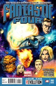 Fantastic Four (4th Series) 2013 - 2014 #2