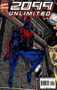 2099 Unlimited 1993 - 1995 #10