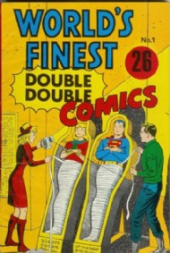 World's Finest Double Double Comics 1970 #1