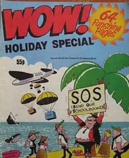 Wow! Holiday Special #1984