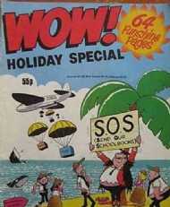Wow! Holiday Special 1983 - 1987 #1984