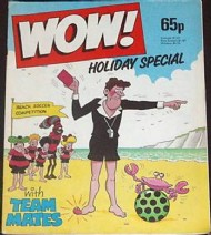 Wow! Holiday Special 1983 - 1987 #1986