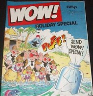 Wow! Holiday Special 1983 - 1987 #1987