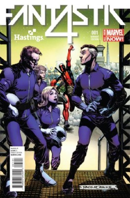 Fantastic Four (5th Series) #1