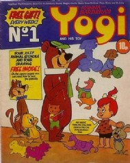 Yogi Bear and His Toy 1972 #1
