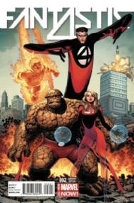 Fantastic Four (5th Series) 2013 - 2014 #2