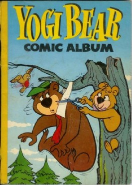 Yogi Bear Comic Album #1
