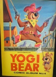 Yogi Bear Comic Album 1960 - 1964 #4