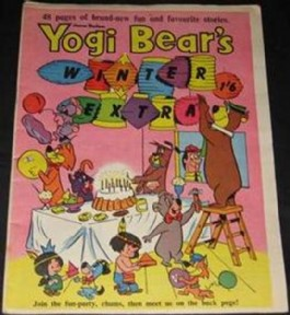 Yogi Bear's Winter Extra #1964
