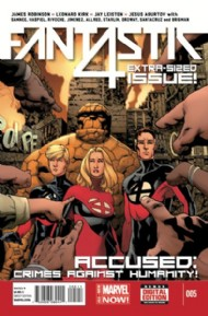 Fantastic Four (5th Series) 2013 - 2014 #5