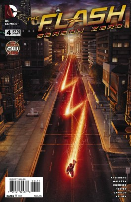 The Flash: Season Zero #4