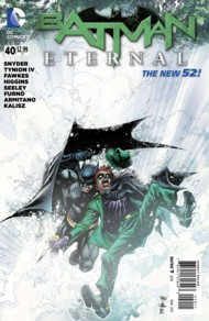 Batman Eternal 2014 - 2015 #40